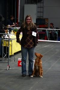 Sonja mit Hitch