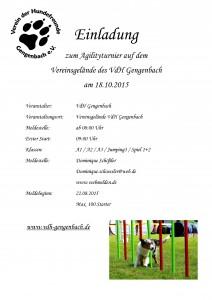Einladung 18.10.15