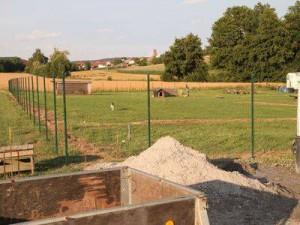 Neugestaltung Welpenplatz